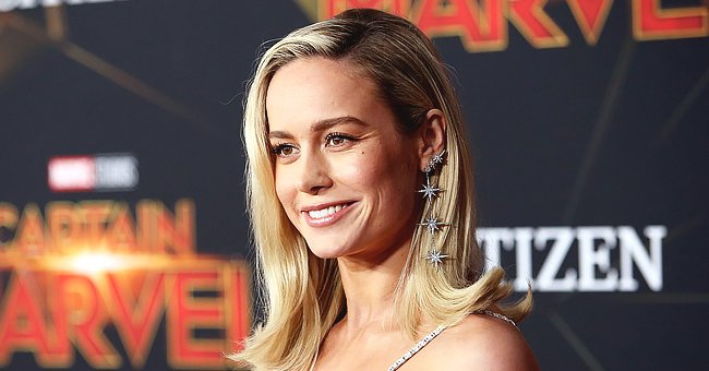 'Captain Marvel' Star Brie Larson Shares Video of Her First Workout since Quarantine