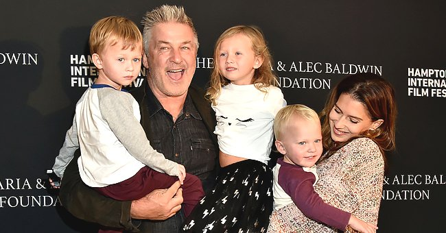 Hilaria Baldwin Says Her Body Is Tired Because She Carried 4 Children in 8 Years