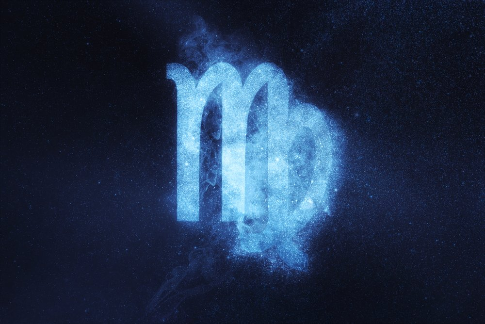 A photo of the Virgo sign. | Photo: Shutterstock