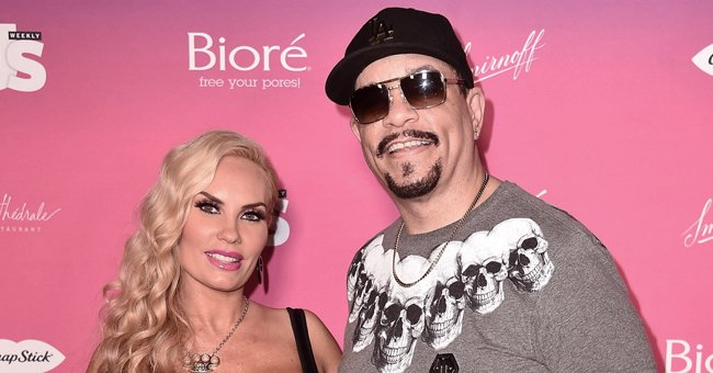 Ice-T's Wife Coco, Her Sister & Mom Make a Great Family Trio in Birthday Photos