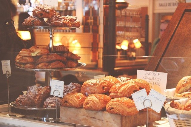 Une boulangerie | Photo : Pixabay