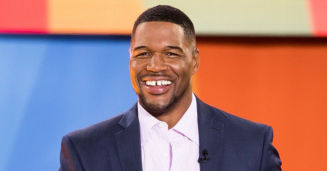 Michael Strahan Shares a Photo of His Dad in Military Uniform as He Honors Him on Veterans Day
