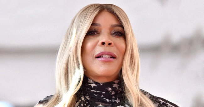 Wendy Williams attends the ceremony honoring her with a star on The Hollywood Walk of Fame on October 17, 2019 in Hollywood, California.   Photo: Getty Images