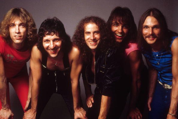 "Die Band ""Scorpions"" 