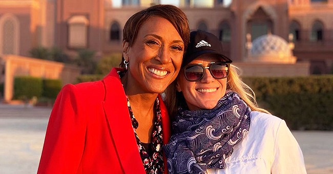 Meet Robin Roberts' 14 Years Younger Longtime Girlfriend, Amber Laign