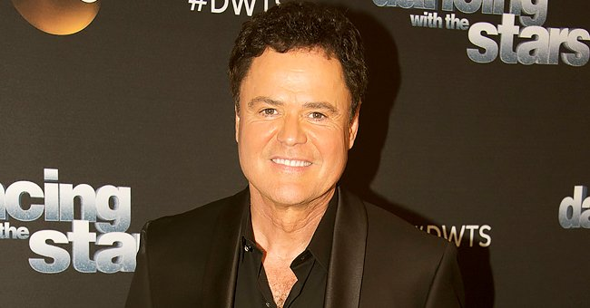 Donny Osmond Praises His Mother Olive, Posting a Throwback Photo on Mother's Day
