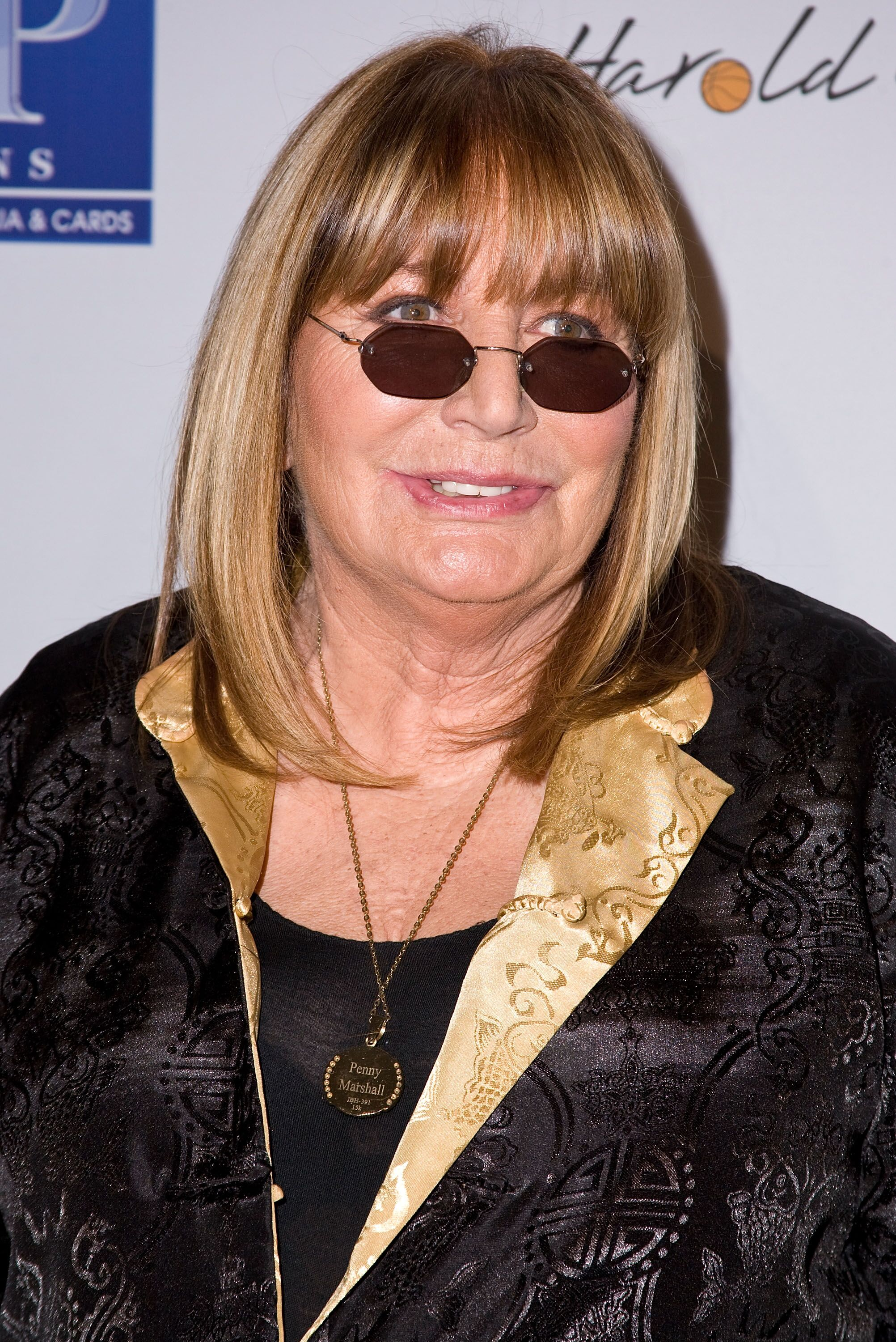 Penny Marshall attends the 13th annual Harold & Carole Pump Foundation gala. | Source: Getty Images