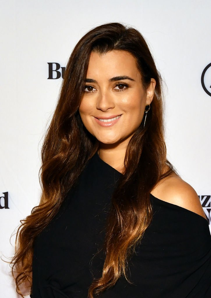 "Actress Cote De Pablo, star of CBS' ""NCIS"" visits BuzzFeed's ""AM To DM"" 