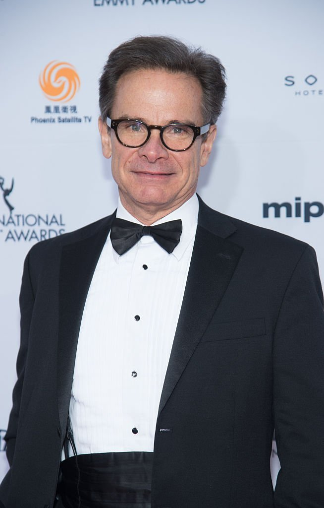 Peter Scolari attends the 2016 International Emmy Awards at the New York Hilton on November 21, 2016 in New York City | Photo: GettyImages