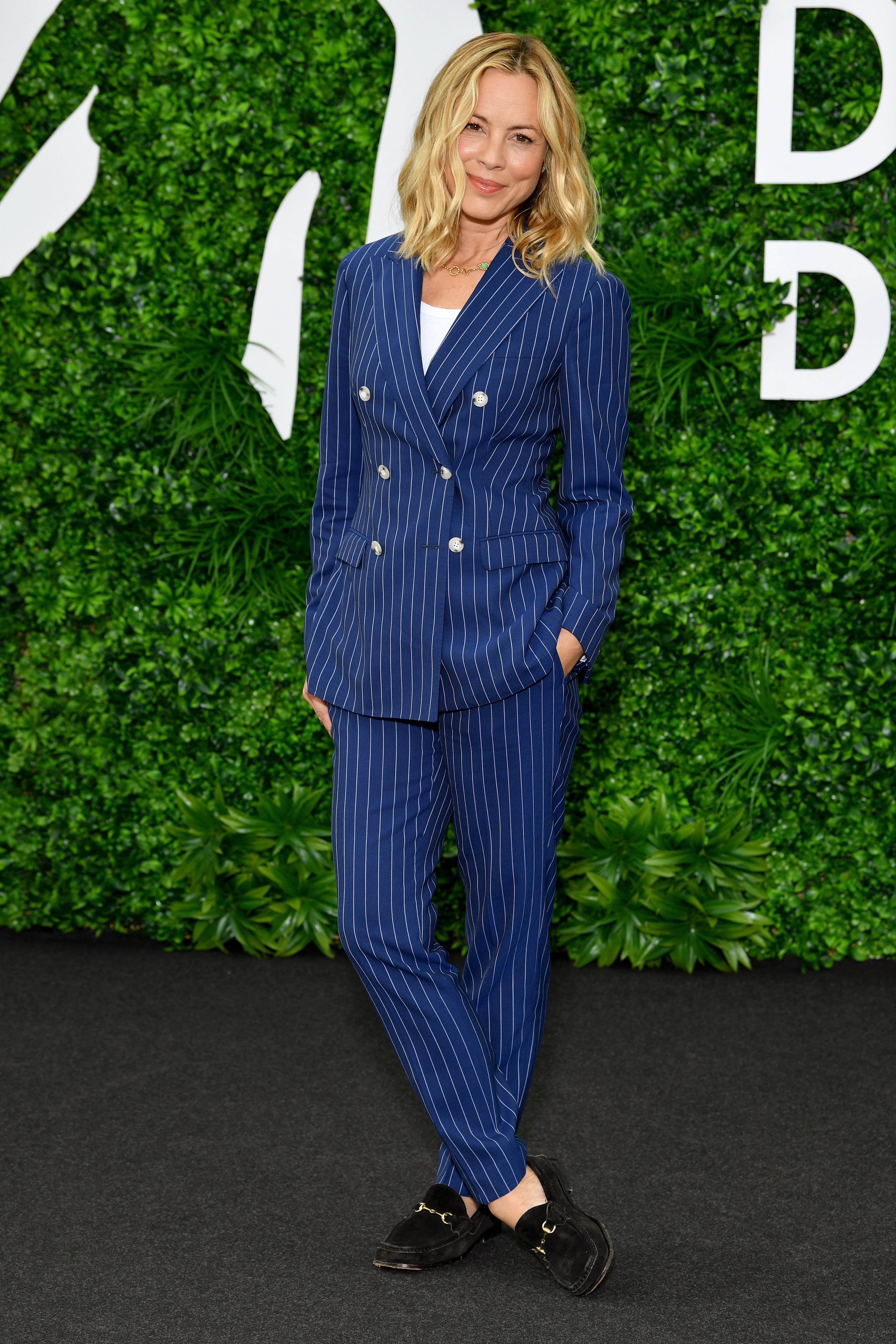 Maria Bello attends the 59th Monte Carlo TV Festival : Day Three on June 16, 2019 | Photo: GettyImages
