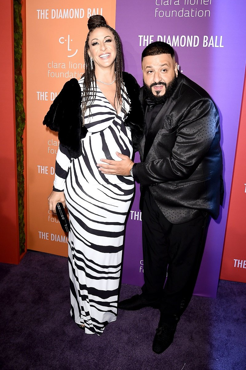 Nicole Tuck and DJ Khaled attending Rihanna's 5th Annual Diamond Ball at Cipriani Wall Street in New York City in September 2019. I image: Getty Images.