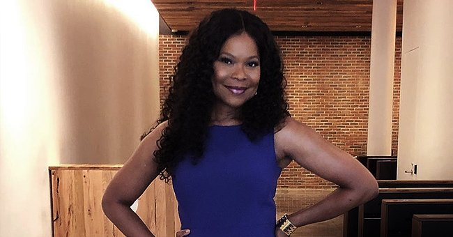 Angela Robinson of 'Haves and the Have Nots' Recalls Day Her Son Was Christened with TBT Pic