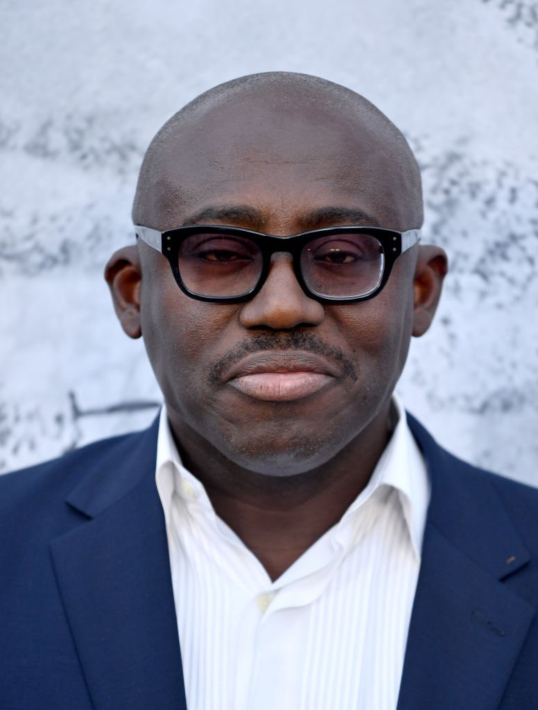 Edward Enninful attends The Summer Party 2019, Presented By Serpentine Galleries And Chanel, at The Serpentine Gallery | Photo: Getty Images