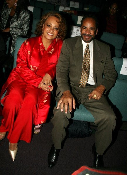 Daphne Maxwell Reid and Tim Reid during 2006 AAWIC Film Festival Closing Awards Ceremony at The Lighthouse International in New York | Photo: Getty Images